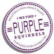 Purple Squirrel Found