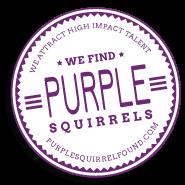 Purple Squirrel Found